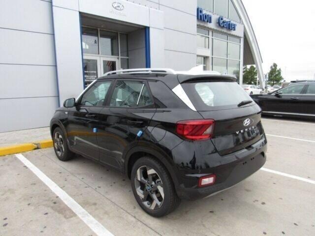2021 Hyundai Venue SEL IVT - Houston TX