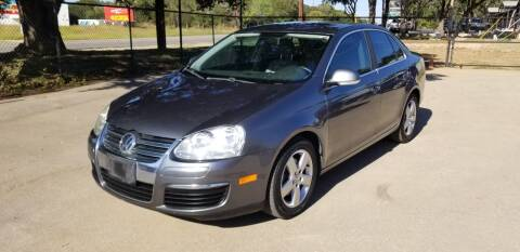 2008 Volkswagen Jetta for sale at STX Auto Group in San Antonio TX