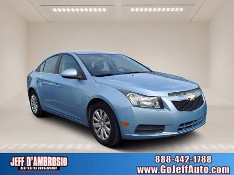 2011 Chevrolet Cruze for sale at Jeff D'Ambrosio Auto Group in Downingtown PA