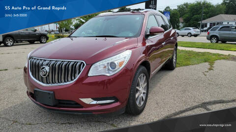 2017 Buick Enclave for sale at SS Auto Pro of Grand Rapids in Kentwood MI