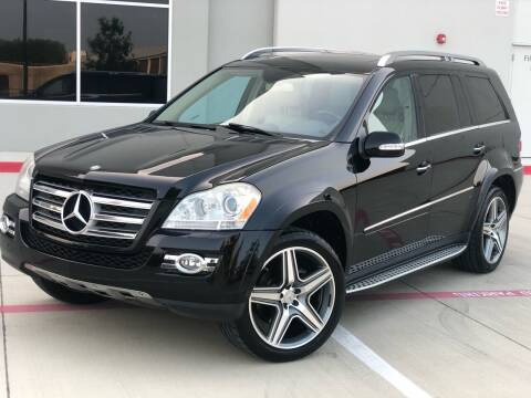 2008 Mercedes-Benz GL-Class for sale at Executive Auto Sales DFW in Arlington TX