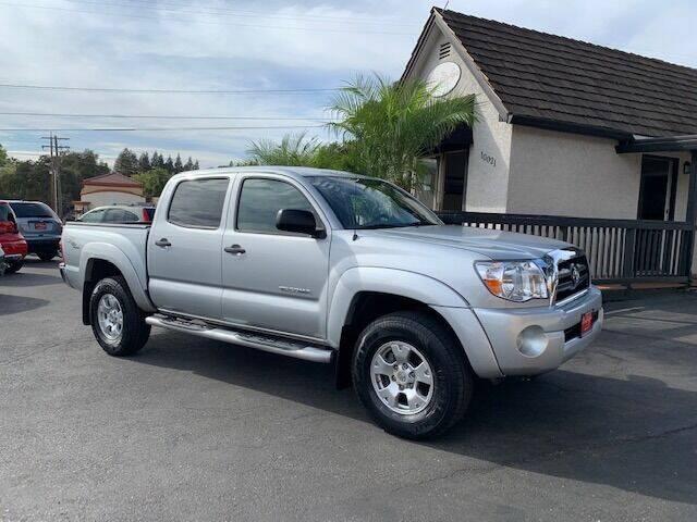 2008 Toyota Tacoma for sale at Three Bridges Auto Sales in Fair Oaks CA