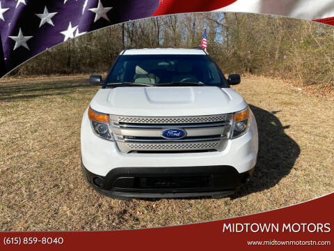 2014 Ford Explorer for sale at Midtown Motors in Greenbrier TN