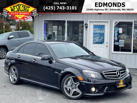 2011 Mercedes-Benz C-Class for sale at West Coast Auto Works in Edmonds WA