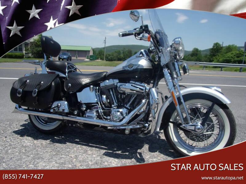 2003 Harley-Davidson Heritage Springer for sale at Star Auto Sales in Fayetteville PA