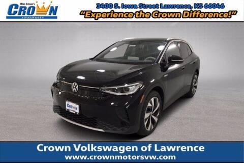 2021 Volkswagen ID.4 for sale at Crown Automotive of Lawrence Kansas in Lawrence KS