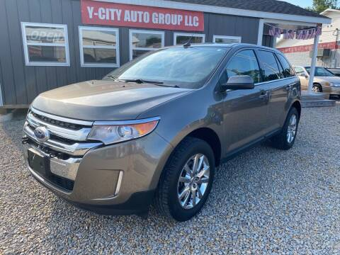2013 Ford Edge for sale at Y City Auto Group in Zanesville OH