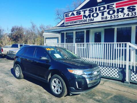 2014 Ford Edge for sale at EASTSIDE MOTORS in Tulsa OK