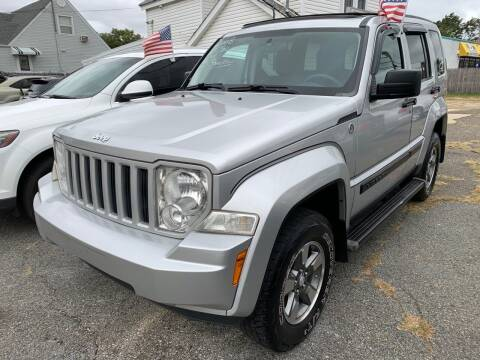 2008 Jeep Liberty for sale at Jerusalem Auto Inc in North Merrick NY