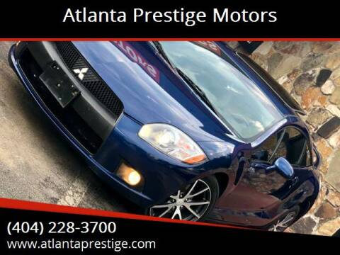 2009 Mitsubishi Eclipse for sale at Atlanta Prestige Motors in Decatur GA