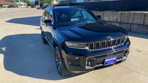 2021 Jeep Grand Cherokee L for sale at Crowe Auto Group in Kewanee IL