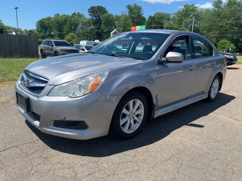 2011 Subaru Legacy for sale at Manchester Auto Sales in Manchester CT