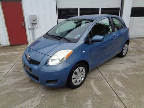 2010 Toyota Yaris for sale at Lewin Yount Auto Sales in Winchester VA