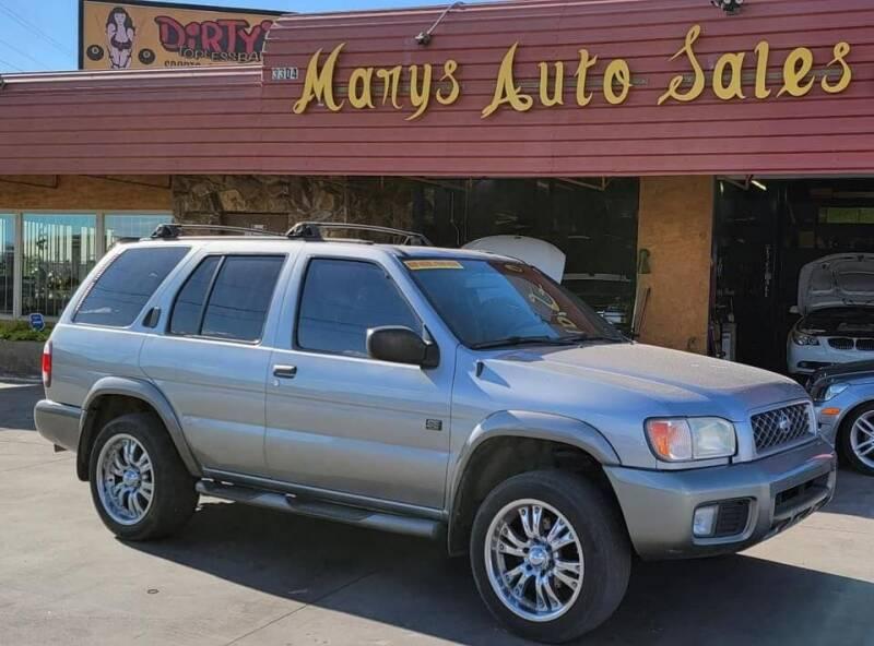1999 Nissan Pathfinder for sale at Marys Auto Sales in Phoenix AZ
