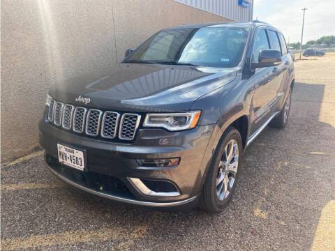 2019 Jeep Grand Cherokee for sale at STANLEY FORD ANDREWS in Andrews TX