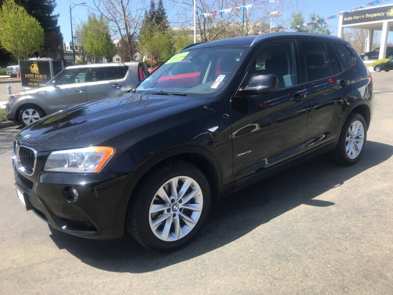 2013 BMW X3 for sale at Autos Wholesale in Hayward CA