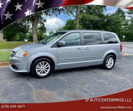 2014 Dodge Grand Caravan for sale at JP Auto Enterprise LLC in Duluth GA
