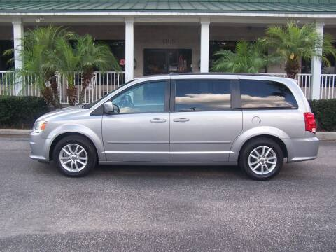 2016 Dodge Grand Caravan for sale at Thomas Auto Mart Inc in Dade City FL