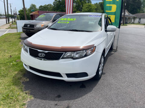 2012 Kia Forte for sale at Cars for Less in Phenix City AL