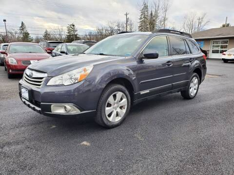 2012 Subaru Outback for sale at AFFORDABLE IMPORTS in New Hampton NY
