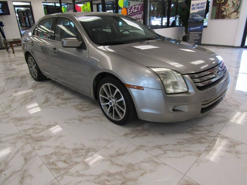 2008 Ford Fusion for sale at Dealer One Auto Credit in Oklahoma City OK