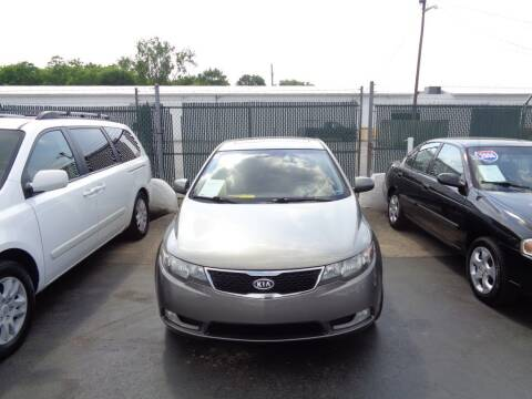 2013 Kia Forte for sale at Cars Unlimited Inc in Lebanon TN