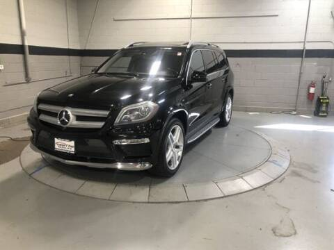 2014 Mercedes-Benz GL-Class for sale at Luxury Car Outlet in West Chicago IL