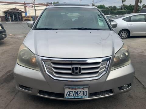 2008 Honda Odyssey for sale at Aria Auto Sales in El Cajon CA