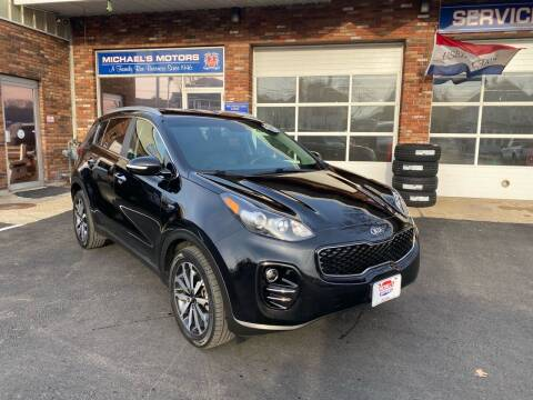 2018 Kia Sportage for sale at Michaels Motor Sales INC in Lawrence MA