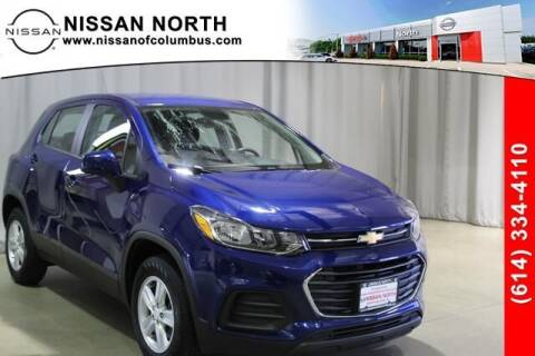 2017 Chevrolet Trax for sale at Auto Center of Columbus in Columbus OH