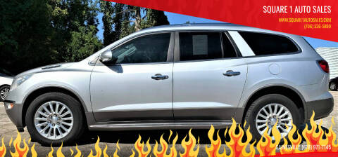 2012 Buick Enclave for sale at Square 1 Auto Sales in Commerce GA