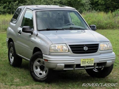 2002 Suzuki Vitara for sale at Isuzu Classic in Cream Ridge NJ