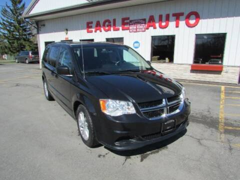 2015 Dodge Grand Caravan for sale at Eagle Auto Center in Seneca Falls NY