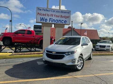 2021 Chevrolet Equinox for sale at American Financial Cars in Orlando FL