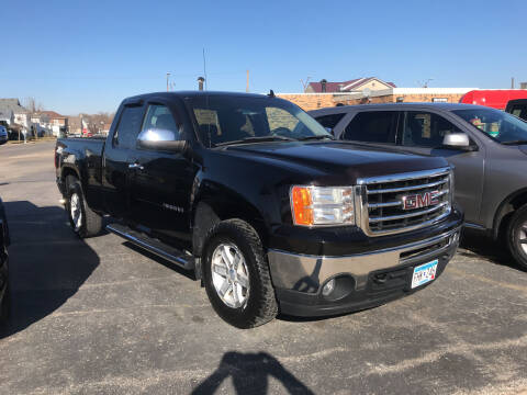 2013 GMC Sierra 1500 for sale at Carney Auto Sales in Austin MN
