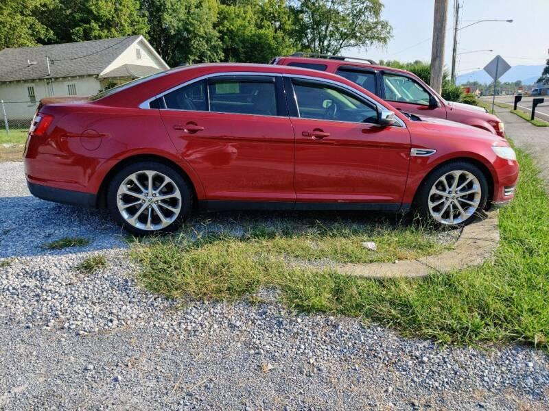 2013 Ford Taurus for sale at Magic Ride Auto Sales in Elizabethton TN