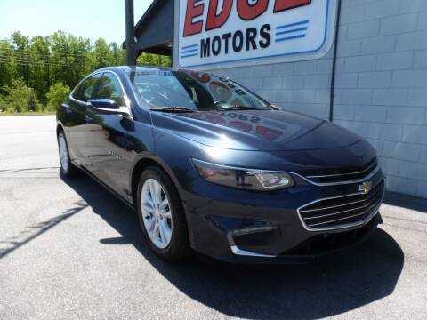 2017 Chevrolet Malibu for sale at Edge Motors in Mooresville NC