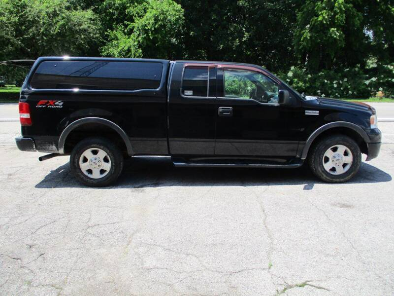 2004 Ford F-150 for sale at Settle Auto Sales TAYLOR ST. in Fort Wayne IN
