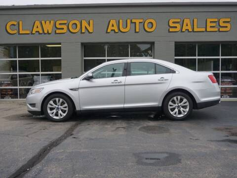 2010 Ford Taurus for sale at Clawson Auto Sales in Clawson MI