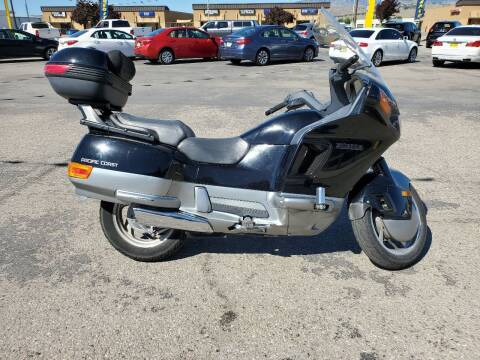 1994 Honda PC800 Pacific Coast for sale at M.A.S.S. Motors Chinden in Garden City ID