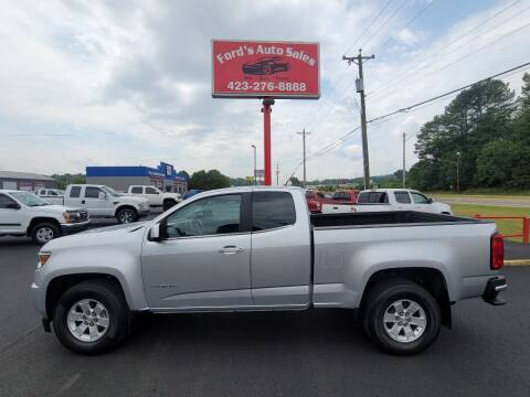 2016 Chevrolet Colorado for sale at Ford's Auto Sales in Kingsport TN