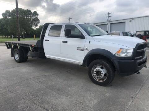 2017 RAM Ram Chassis 5500 for sale at Rabeaux's Auto Sales in Lafayette LA