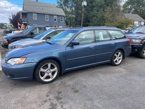 2006 Subaru Legacy for sale at Connecticut Auto Wholesalers in Torrington CT