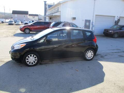2015 Nissan Versa Note for sale at ROUTE 119 AUTO SALES & SVC in Homer City PA