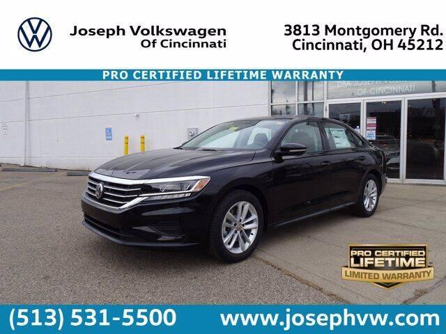 2021 Volkswagen Passat for sale in Cincinnati, OH