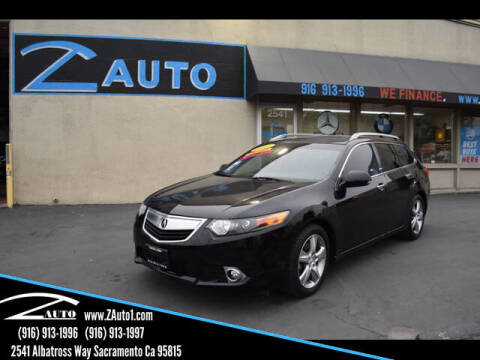 2012 Acura TSX Sport Wagon for sale at Z Auto in Sacramento CA