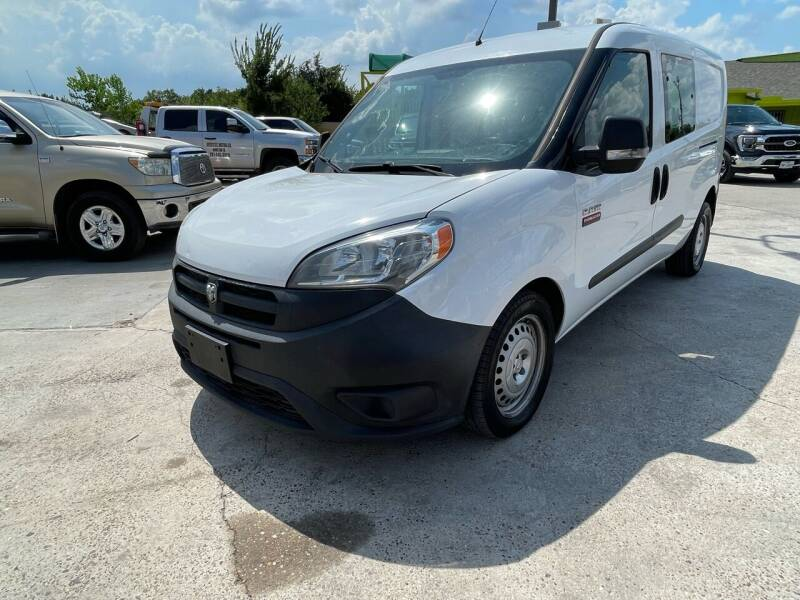 2015 RAM ProMaster City Cargo for sale at RODRIGUEZ MOTORS CO. in Houston TX