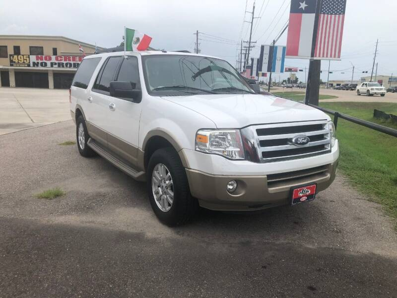 2014 Ford Expedition EL for sale at FREDY CARS FOR LESS in Houston TX