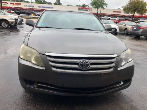 2007 Toyota Avalon for sale at SBC Auto Sales in Houston TX