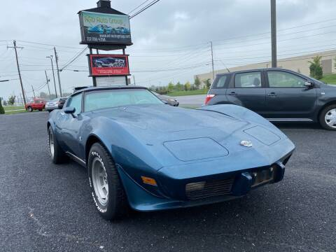 1978 Chevrolet Corvette for sale at A & D Auto Group LLC in Carlisle PA